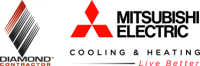 Mitsubishi Diamond Certified Logo